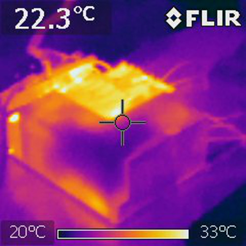 Thermal Imaging Cam